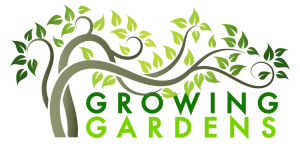 growing gardens logo